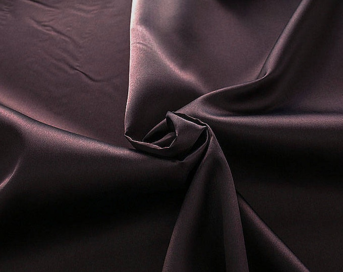274027-Mikado-82% Polyester, 18 silk, wide 160 cm, made in Italy, dry washing, weight 160 gr, price 0.25 meters: 13.71 Euros