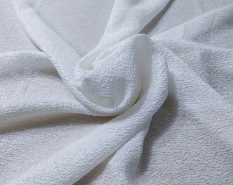 Jacquard 3, 93 gr/MTL-80% silk, 20 Nylon, 135 cm wide, dry wash, price 10 meters: 492 Euros (49.20 Euros per meter)