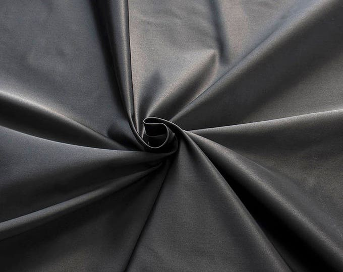 876201-satin, natural silk 100%, wide 135/140 cm, dry wash, weight 190 gr, price 0.25 meters: 31.69 Euros