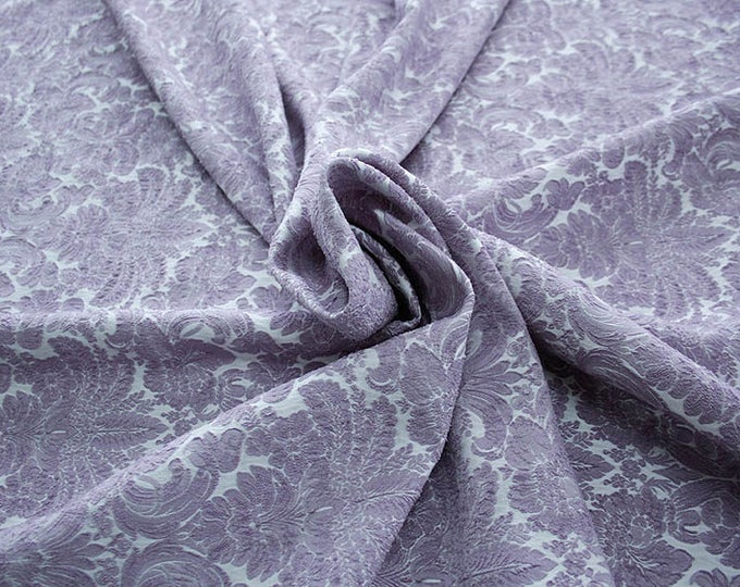 990092-205 JACQUARD-Pl 86%, Pa 12, Ea 2, Width 150 cm, made in Italy, dry wash, weight 368 gr, Price 0.25 meters: 14.30 Euros