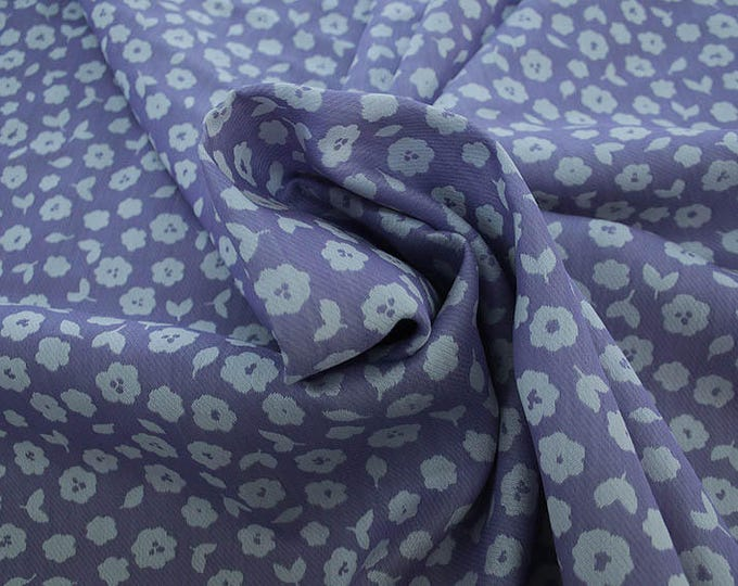 990021-205 JACQUARD-VI 90%, PA 10, 150 cm wide, made in Italy, dry wash, weight 228 gr, price 0.25 meters: 13.40 Euros