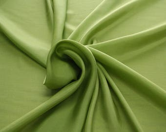 402087-taffeta, natural silk 100%, wide 110 cm, made in India, dry washing, weight 58 gr, Price 0.25 meters: 6.63 Euros