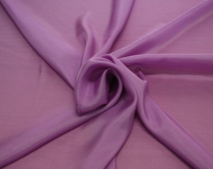 402207-taffeta, natural silk 100%, wide 110 cm, made in India, dry washing, weight 58 gr, Price 0.25 meters: 6.63 Euros