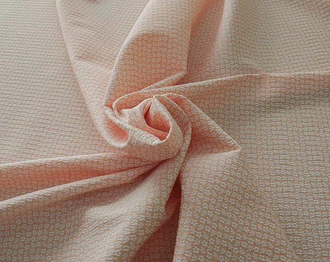 990051-055 JACQUARD-Pl 59, Co 24, Pa 14, Ea 3, Width 145 cm, made in Italy, dry wash, weight 308 gr, Price 0.25 meters: 13.81 Euros