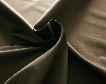 236022-Shantung, natural silk 100%, wide 135/140 cm, made in Italy, dry washing, weight 120 gr, price 0.25 meters: 16.54 Euros