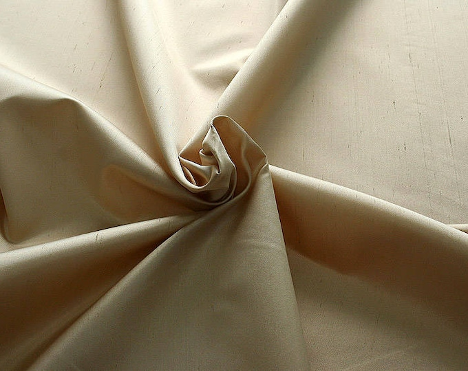 236007-Shantung, natural silk 100%, wide 135/140 cm, made in Italy, dry washing, weight 120 gr, price 0.25 meters: 16.54 Euros