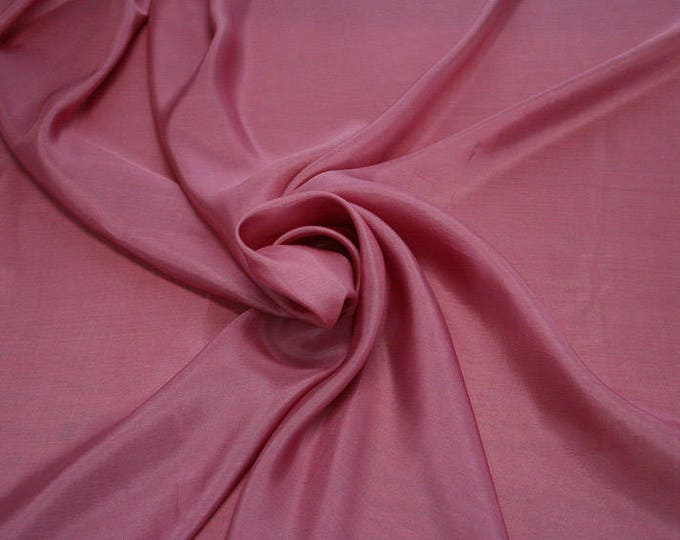 402123-taffeta, natural silk 100%, wide 110 cm, made in India, dry washing, weight 58 gr, Price 0.25 meters: 6.63 Euros