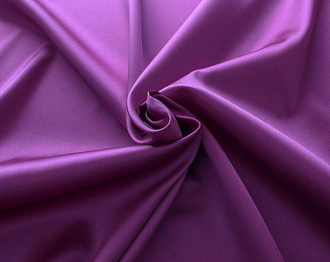 274139-Mikado-82% Polyester, 18 silk, wide 160 cm, made in Italy, dry washing, weight 160 gr, price 0.25 meters: 13.71 Euros