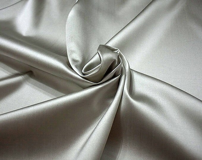 274181-Mikado-82% Polyester, 18 silk, wide 160 cm, made in Italy, dry washing, weight 160 gr, price 0.25 meters: 13.71 Euros