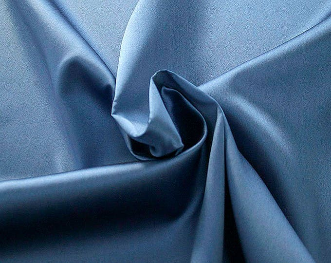 274153-Mikado-82% Polyester, 18 silk, wide 160 cm, made in Italy, dry washing, weight 160 gr, price 0.25 meters: 13.71 Euros