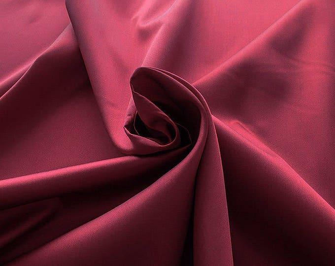 274114-Mikado-82% Polyester, 18 silk, 160 cm wide, dry washing, weight 160 gr, price 0.25 meters: 13.71 Euros