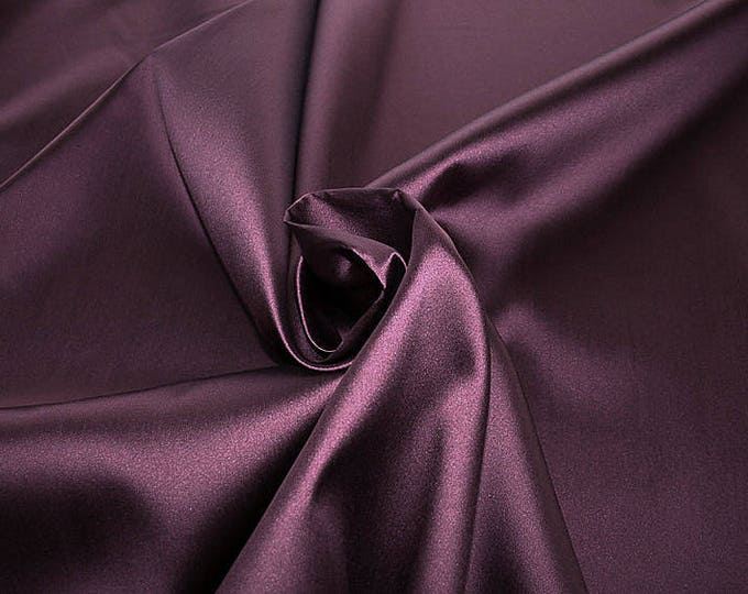 274136-Mikado-82% Polyester, 18 silk, wide 160 cm, made in Italy, dry washing, weight 160 gr, price 0.25 meters: 13.71 Euros
