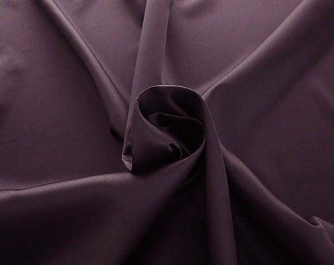 274097-Mikado-82% Polyester, 18 silk, wide 160 cm, made in Italy, dry washing, weight 160 gr, price 0.25 meters: 13.71 Euros