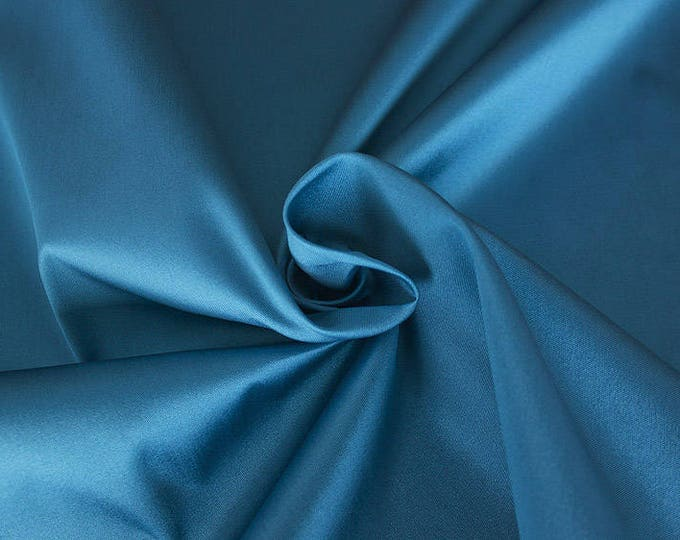 973144-Mikado-79% Polyester, 21 silk, 140 cm wide, made in Italy, dry washing, weight 177 gr, Price 0.25 meters: 13.81 Euros