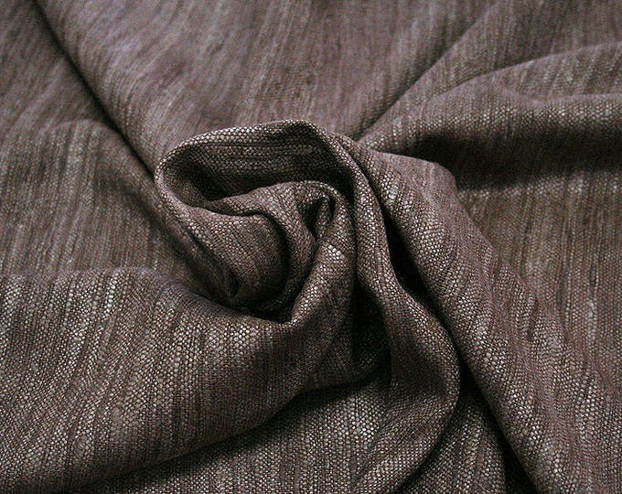 451024-Rustica, natural silk 100%, wide 135/140 cm, made in India, dry washing, Weight 360 gr, price 0.25 meters: 9.72 Euros