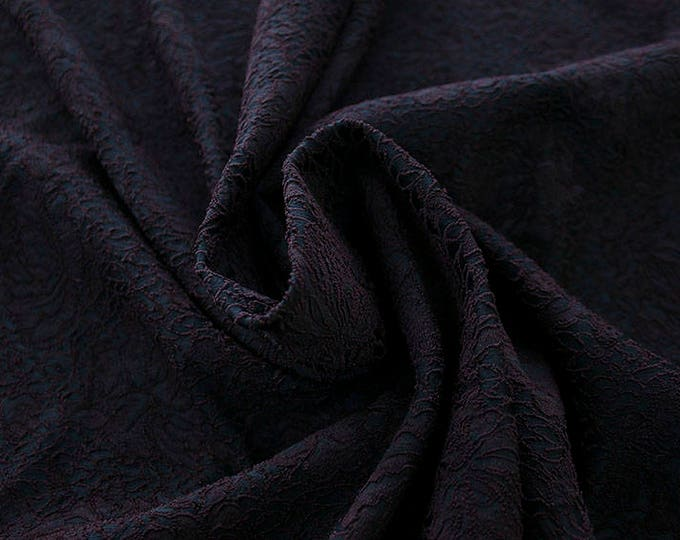 990091-115 JACQUARD-Pl 86%, Pa 12, Ea 2, Width 150 cm, made in Italy, dry wash, weight 368 gr, Price 0.25 meters: 14.30 Euros