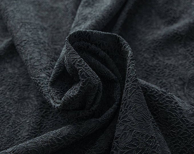 990091-187 JACQUARD-Pl 86%, Pa 12, Ea 2, Width 150 cm, made in Italy, dry wash, weight 368 gr, Price 0.25 meters: 14.30 Euros