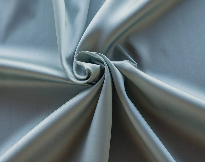 273084-Mikado-85% Polyester, 15 silk, 160 cm wide, made in Italy, dry washing, weight 160 gr, Price 0.25 meters: 12.95 Euros