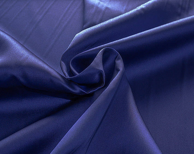274145-Mikado-82% Polyester, 18 silk, wide 160 cm, made in Italy, dry washing, weight 160 gr, price 0.25 meters: 13.71 Euros