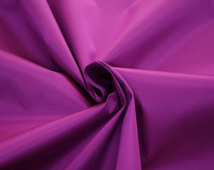 272125-Mikado, natural silk 100%, wide 135/140 cm, made in Italy, dry washing, weight 190 gr, price 0.25 meters: 33.10 Euros
