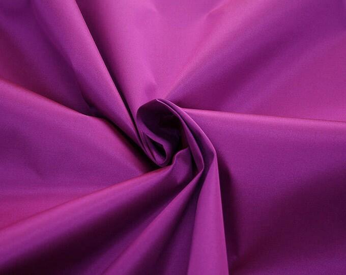 272125-Mikado, natural silk 100%, width 135/140 cm, dry washing, weight 190 gr, price 0.25 meters: 33.10 Euros