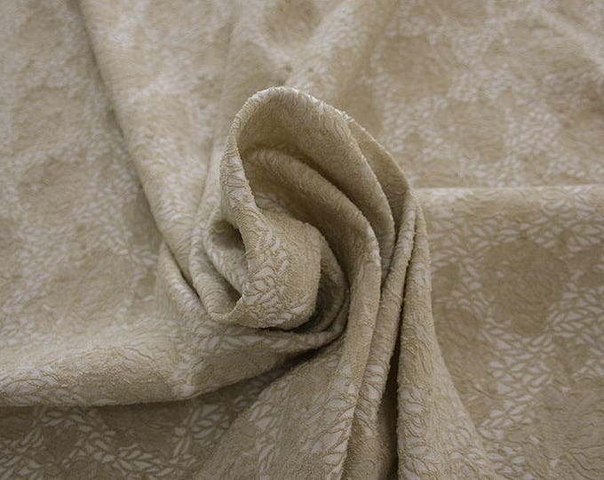990091-007 JACQUARD-Pl 86%, Pa 12, Ea 2, Width 150 cm, made in Italy, dry wash, weight 368 gr, Price 0.25 meters: 14.30 Euros