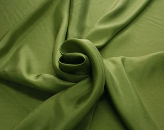 402088-taffeta, natural silk 100%, wide 110 cm, made in India, dry washing, weight 58 gr, Price 0.25 meters: 6.63 Euros