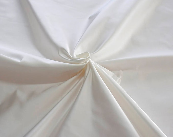 876005-satin, natural silk 100%, wide 135/140 cm, dry wash, weight 190 gr, price 0.25 meters: 31.69 Euros
