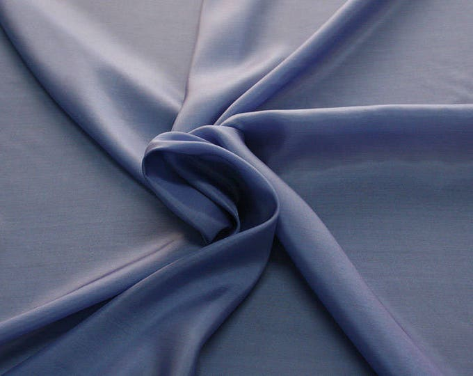 402149-taffeta, natural silk 100%, wide 110 cm, made in India, dry washing, weight 58 gr, Price 0.25 meters: 6.63 Euros