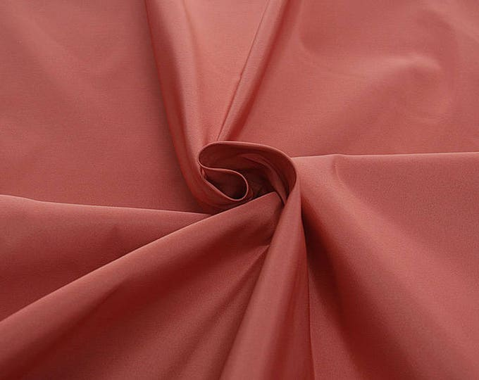 885107-fault, natural silk 100%, wide 135/140 cm, made in Italy, dry washing, weight 154 gr, Price 0.25 meters: 27.23 Euros