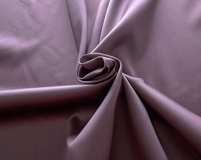 274023-Mikado-82% Polyester, 18 silk, 160 cm wide, dry washing, weight 160 gr, price 0.25 meters: 13.71 Euros