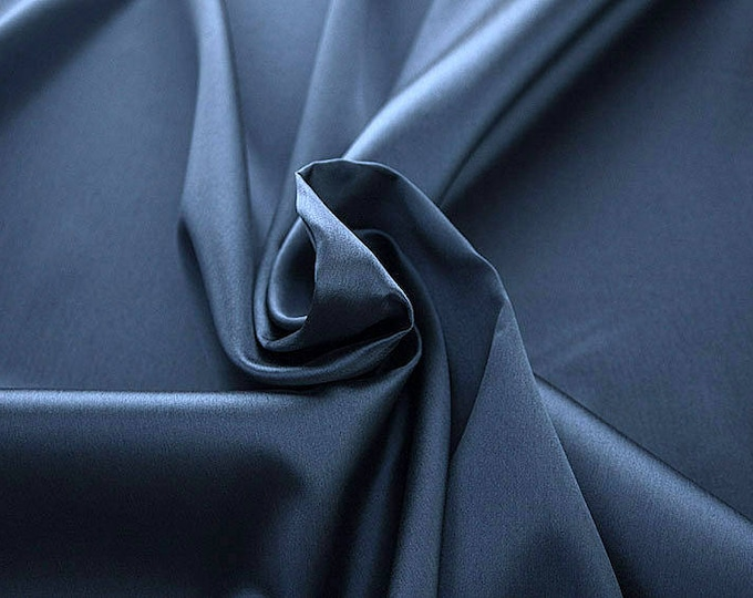274156-Mikado-82% Polyester, 18 silk, wide 160 cm, made in Italy, dry washing, weight 160 gr, price 0.25 meters: 13.71 Euros