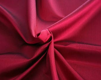 236104-Shantung, natural silk 100%, wide 135/140 cm, made in Italy, dry washing, weight 120 gr, price 0.25 meters: 16.54 Euros