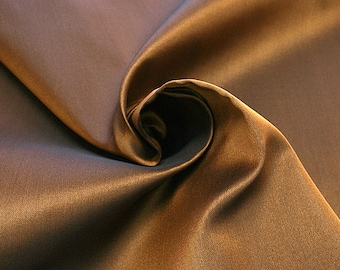 865072-Gazar, natural silk 100%, wide 140 cm, made in Italy, dry washing, weight 126 gr, price 0.25 meters: 15.89 Euros