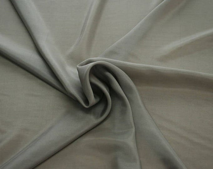 402185-taffeta, natural silk 100%, wide 110 cm, made in India, dry washing, weight 58 gr, Price 0.25 meters: 6.63 Euros