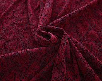 990091-101 JACQUARD-Pl 86%, Pa 12, Ea 2, 150 cm wide, manufactured in Italy, dry cleaning, weight 368 gr, price 1 meter: 57.17 Euros