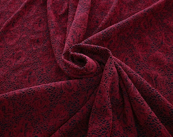 990091-101 JACQUARD-Pl 86%, Pa 12, Ea 2, Width 150 cm, made in Italy, dry wash, weight 368 gr, Price 0.25 meters: 14.30 Euros