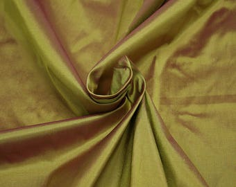 441062-Dupion, natural silk 100%, wide 135/140 cm, made in India, dry washing, weight 108 gr, price 0.25 meters: 8.29 Euros