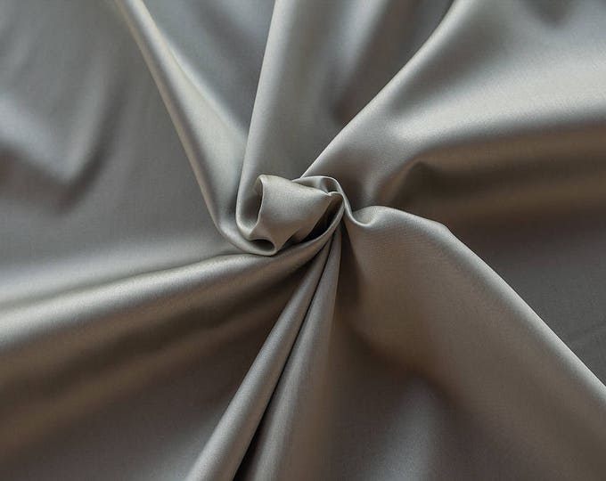 273090-Mikado-85% Polyester, 15 silk, 160 cm wide, made in Italy, dry washing, weight 160 gr, Price 0.25 meters: 12.95 Euros