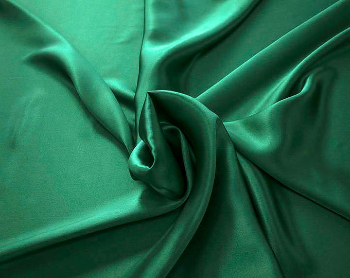 1712-082-Crepe Satin, natural silk 100%, wide 135/140 cm, dry wash, weight 100 gr, price 0.25 meters: 14.72 Euros