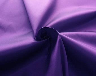 272216-Mikado, natural silk 100%, width 135/140 cm, dry washing, weight 190 gr, price 0.25 meters: 33.10 Euros