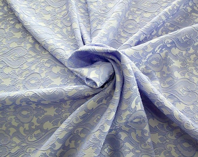 990071-206 Brocade-95% PL, 5 PA, 130 cm wide, manufactured in Italy, dry cleaning, weight 205 gr, price 1 meter: 52.94 Euros
