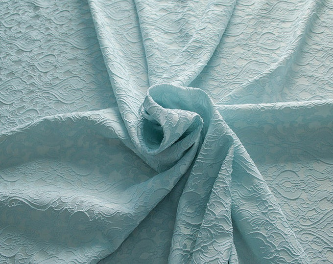990071-150 Brocade-95% PL, 5 PA, 130 cm wide, manufactured in Italy, dry cleaning, weight 205 gr, price 1 meter: 52.94 Euros