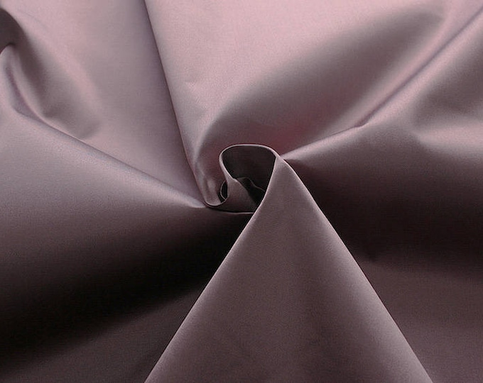 272127-Mikado de Seda natural 100%, 135/140 cm wide, made in Italy, dry cleaning, weight 190 gr, price 1 meter: 132.37 Euros