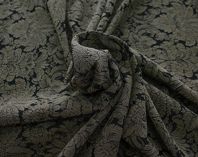 990092-015 JACQUARD-Pl 86%, Pa 12, Ea 2, 150 cm wide, manufactured in Italy, dry cleaning, weight 368 gr, price 1 meter: 57.17 Euros