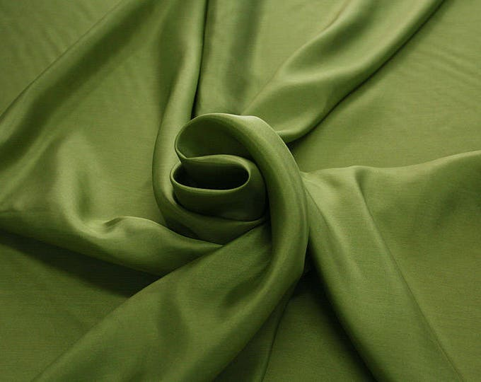 402088-taffeta natural silk 100%, wide 110 cm, made in India, dry cleaning, weight 58 gr, price 1 meter: 26.50 Euros