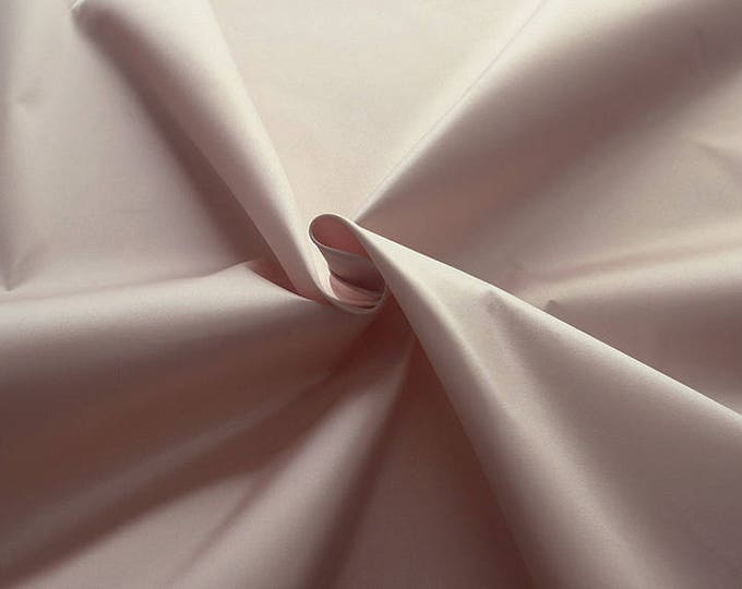 272040-Mikado de Seda natural 100%, 135/140 cm wide, made in Italy, dry cleaning, weight 190 gr, price 1 meter: 132.37 Euros