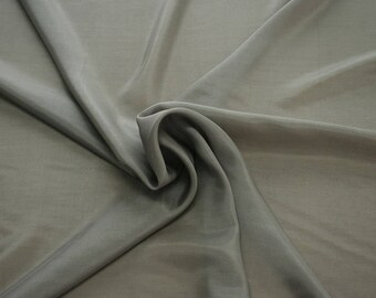 402185-taffeta natural silk 100%, wide 110 cm, made in India, dry cleaning, weight 58 gr, price 1 meter: 26.50 Euros