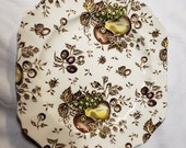 Johnson brothers of england Autumn Delight 7 3 4 quot square luncheon or salad plate