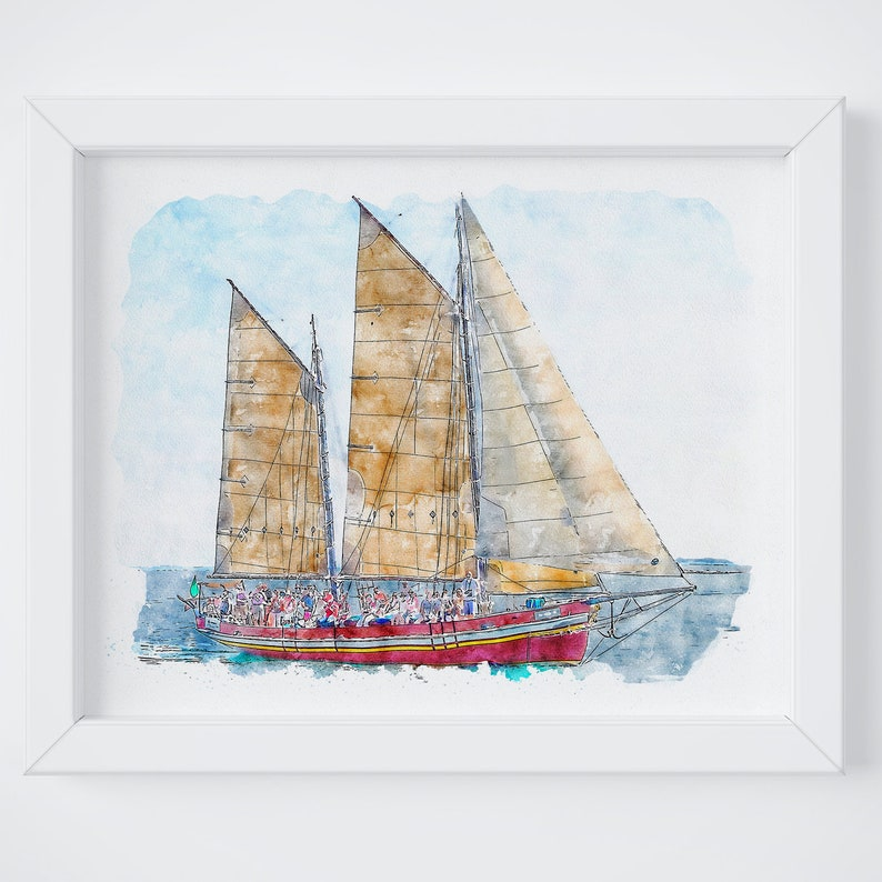 picture regarding Sailboat Printable identify Sailboat Printable, Sailboat Watercolor, Sailboat Wall Artwork, Sailboat Portray Hefty, Sailboat Wall Decor, Sailboat Art, Sailboat Artwork